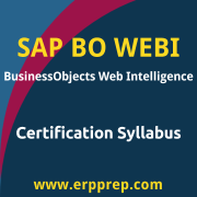 C_BOWI_42 Syllabus, C_BOWI_42 PDF Download, SAP C_BOWI_42 Dumps, SAP BO WEBI PDF Download, SAP BusinessObjects Web Intelligence Certification
