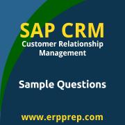 C_TCRM20_73 Dumps Free, C_TCRM20_73 PDF Download, SAP CRM Dumps Free, SAP CRM PDF Download, SAP Customer Relationship Management Certification, C_TCRM20_73 Free Download