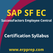 C_THR81_2011 Syllabus, C_THR81_2011 PDF Download, SAP C_THR81_2011 Dumps, SAP SF EC PDF Download, SAP SuccessFactors Employee Central Certification