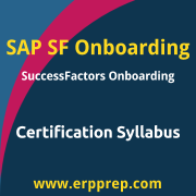C_THR91_1811 Syllabus, C_THR91_1811 PDF Download, SAP C_THR91_1811 Dumps, SAP SF ONB PDF Download, SAP SuccessFactors Onboarding Certification