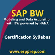 C_TBW50H_75 Syllabus, C_TBW50H_75 PDF Download, SAP C_TBW50H_75 Dumps, SAP Modeling and Data Acquisition with BW powered by HANA PDF Download, SAP Modeling and Data Acquisition with SAP BW powered by SAP HANA Certification