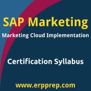 C_C4H260_01 Syllabus, C_C4H260_01 PDF Download, SAP C_C4H260_01 Dumps, SAP Marketing Cloud Implementation PDF Download, SAP Marketing Cloud Implementation Certification