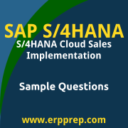 C_S4CS_2005 Dumps Free, C_S4CS_2005 PDF Download, SAP S/4HANA Cloud Sales Implementation Dumps Free, SAP S/4HANA Cloud Sales Implementation PDF Download, SAP S/4HANA Cloud Sales Implementation Certification, C_S4CS_2005 Free Download