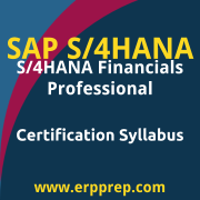 P_S4FIN_2020 Syllabus, P_S4FIN_2020 PDF Download, SAP P_S4FIN_2020 Dumps, SAP S/4HANA Financials Professional PDF Download, SAP Financials in SAP S/4HANA for SAP ERP Finance Experts Certification, P_S4FIN_1909 Syllabus, P_S4FIN_1909 PDF Download, SAP P_S4FIN_1909 Dumps
