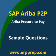 C_AR_P2P_13 Dumps Free, C_AR_P2P_13 PDF Download, SAP Ariba P2P Dumps Free, SAP Ariba P2P PDF Download, SAP Ariba Procure-to-Pay (P2P) Certification, C_AR_P2P_13 Free Download