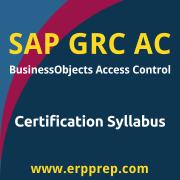 C_GRCAC_12 Syllabus, C_GRCAC_12 PDF Download, SAP C_GRCAC_12 Dumps, SAP GRC AC PDF Download, SAP BusinessObjects Access Control Certification