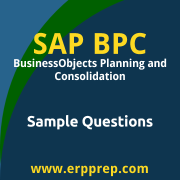 C_EPMBPC_11 Dumps Free, C_EPMBPC_11 PDF Download, SAP BPC Dumps Free, SAP BPC PDF Download, SAP BusinessObjects Planning and Consolidation Certification, C_EPMBPC_11 Free Download