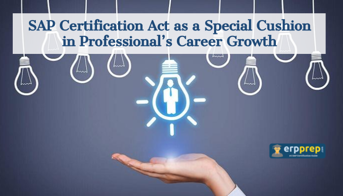 SAP certifications, SAP Career