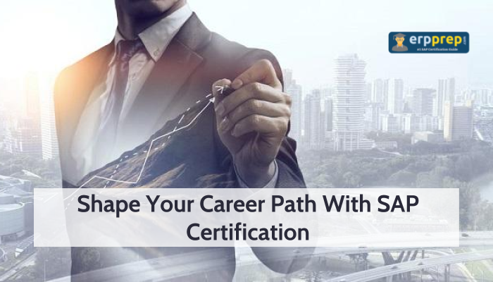 fresh grduates should apply for SAP certification