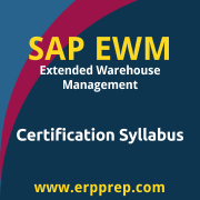 C_EWM_95 Syllabus, C_EWM_95 PDF Download, SAP C_EWM_95 Dumps, SAP EWM PDF Download, SAP Extended Warehouse Management Certification
