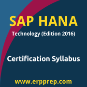 C_HANATEC_11 Syllabus, C_HANATEC_11 PDF Download, SAP HANA Technology PDF Download, SAP SAP Certified Technology Associate Certification