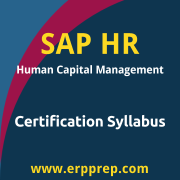 C_THR12_67 Syllabus, C_THR12_67 PDF Download, SAP C_THR12_67 Dumps, SAP HR PDF Download, SAP Human Capital Management Certification