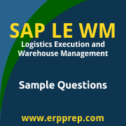 C_TSCM66_66 Dumps Free, C_TSCM66_66 PDF Download, SAP LE-WM Dumps Free, SAP LE-WM PDF Download, SAP Logistics Execution and Warehouse Management Certification, C_TSCM66_66 Free Download