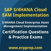 C_S4CAM_2008 Dumps Free, C_S4CAM_2008 PDF Download, SAP S/4HANA Cloud EAM Implementation Dumps Free, SAP S/4HANA Cloud EAM Implementation PDF Download, C_S4CAM_2008 Certification Dumps