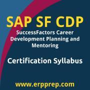 C_THR95_2105 Syllabus, C_THR95_2105 PDF Download, SAP C_THR95_2105 Dumps, SAP SF CDP PDF Download, SAP SuccessFactors Career Development Planning and Mentoring Certification