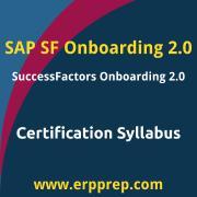 C_THR97_2005 Syllabus, C_THR97_2005 PDF Download, SAP C_THR97_2005 Dumps, SAP SF Onboarding 2.0 PDF Download, SAP SuccessFactors Onboarding 2.0 Certification