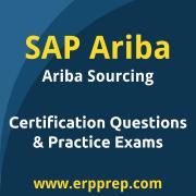 SAP Certified Application Associate - SAP Ariba Sourcing