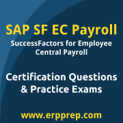 SAP Certified Integration Associate - SAP SuccessFactors for Employee Central Pa