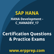 SAP Certified Development Associate - SAP HANA 2.0 SPS05
