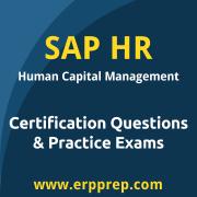 SAP ERP HR Certification