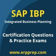 SAP Certified Application Associate - SAP Integrated Business Planning