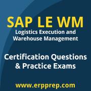SAP LE WM Certification