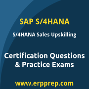 SAP Certified Application Associate - SAP S/4HANA Sales Upskilling