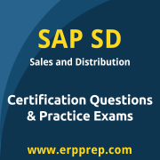 SAP ERP SD Certification