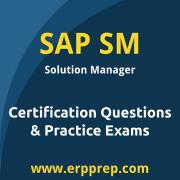 SAP SM Certification