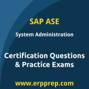SAP Certified Technology Associate - System Administration (SAP ASE) with SAP Ne