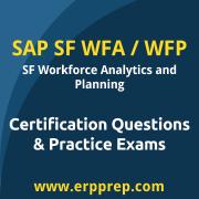 SAP Certified Application Associate - SAP SuccessFactors Workforce Analytics & P
