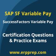 SAP Certified Application Associate - SAP SuccessFactors Variable Pay