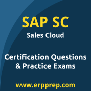 SAP Certified Application Associate – SAP Sales Cloud